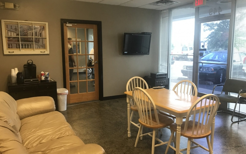 Sit back and relax in our clean and comfortable Import Automotive Repair Shop in Nashville, TN